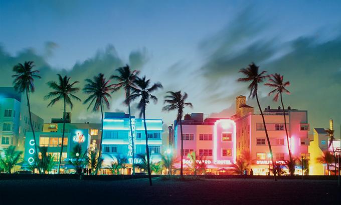 Art Deco Ocean Drive