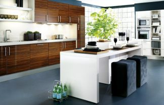 Modern kitchen  MODERN KITCHEN DESIGN TREND modern kitchen design for small space 589 324x208