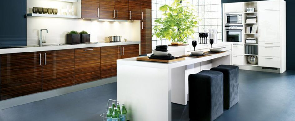 Modern kitchen  MODERN KITCHEN DESIGN TREND modern kitchen design for small space 589 944x390