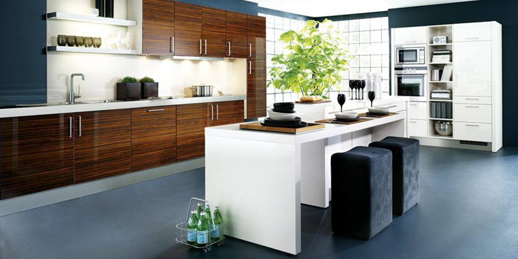 Modern Kitchen Design Trend Miami Design District