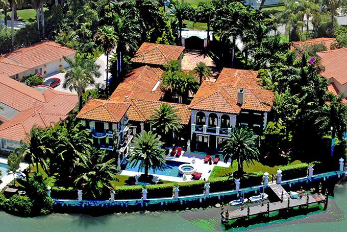 Celebrity Homes in Miami celebrity homes in miami Most Amazing Celebrity Homes in Miami Anna Kournikova