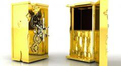 """Millionaire Safe""  Millionaire Safebox – Boca do Lobo MILLIONAIRE safe 238x130"