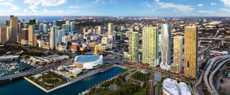 """Miami House"" celebrity homes in miami Most Amazing Celebrity Homes in Miami Miami homes 944x390"
