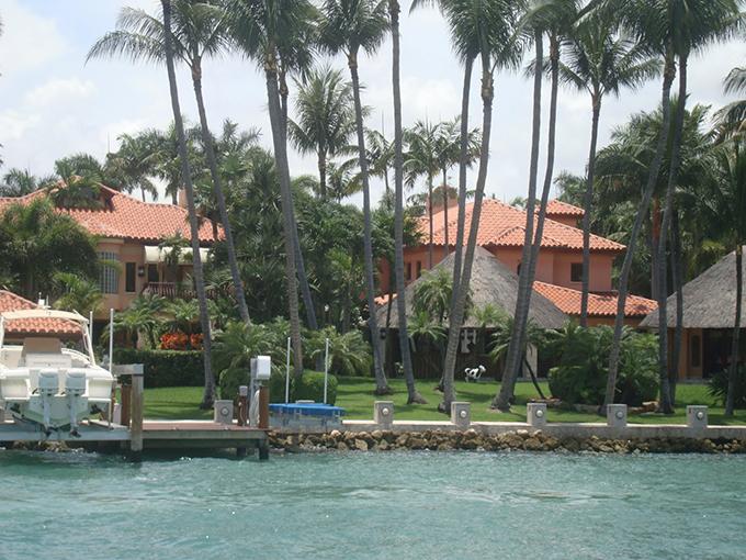 """""""Vanilla Ice"""" celebrity homes in miami Most Amazing Celebrity Homes in Miami Vanilla Ice"""