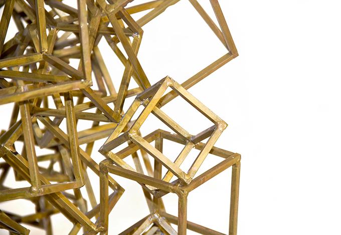"""CYGNUS Display""  Design News: New pieces in the ICFF 2014 CYGNUS Display2"