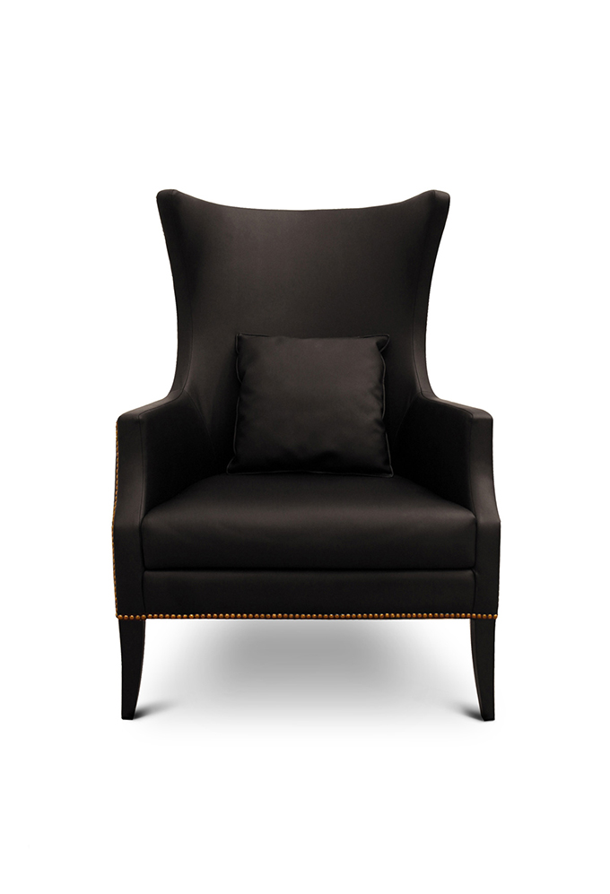 """DUKONO Armchair""  Design News: New pieces in the ICFF 2014 DUKONO Armchair1"