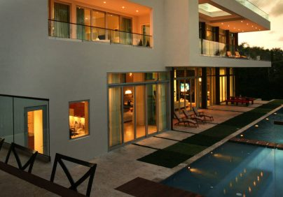 """The Luxurious Villa in Miami Beach""  The Luxurious Villa in Miami Beach Residence in La Gorce 05 404x282"