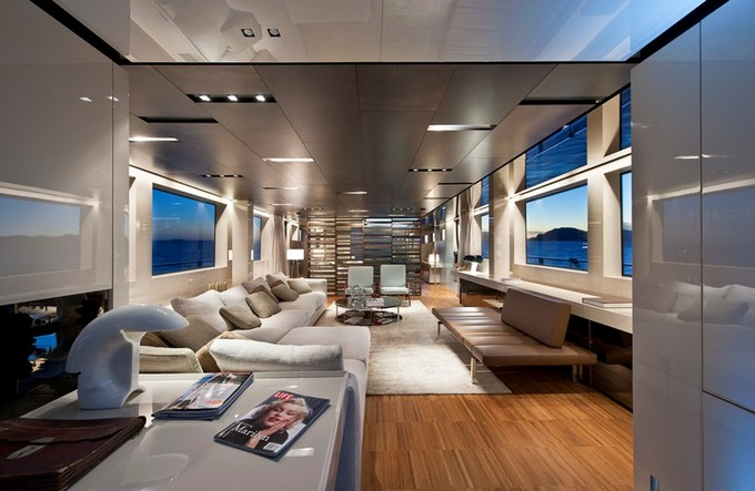 The best yacht