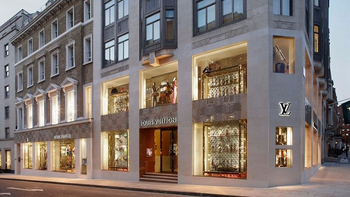The most expensive shopping streets  in world  The most expensive shopping streets  in world louis vuitton bond street