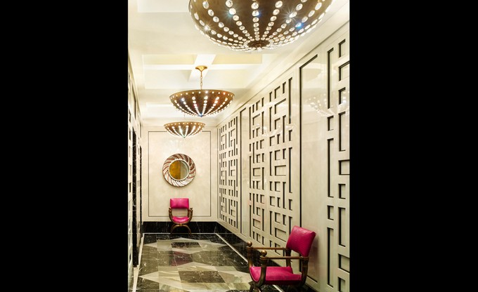 THE VICEROY MIAMI interiors designed  byKelly Wearstler