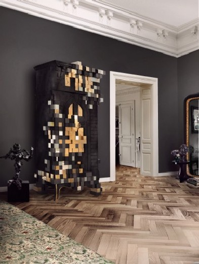 Top 20 Modern Cabinet for luxury living room