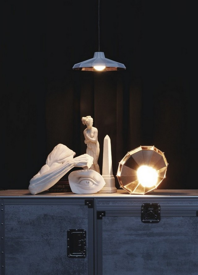 Diesel-by-Foscarini  Top 15 industrial design table lamps for your living room Diesel by Foscarini