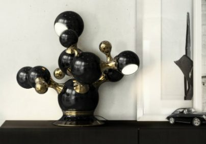 Modern Table Lamps, TOP 50 Modern Table Lamps, industrial lamps, bedside table lamps, midcentury modern lamps