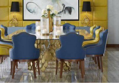 velvet dining chairs, leather dining chairs, design dining chairs, blue dining chairs, green dining chairs, Modern dining chairs , luxury dining room, modern dining room