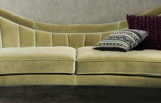 Top 20 modern sofas for a family room, colour sofa, colour velvet sofa, comfortable sofa, leather sofa, living room ideas, lounge sofa, luxury sofa, modern sofa, patterned fabric sofa, sofa design, two seater sofa, velvet sofa
