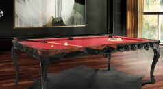 modern gaming room 15 Playing Tables for a Modern Gaming Room royal snooker cover 238x130