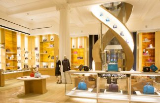 interior design Miami, Peter marino interior design projects, peter marino design, peter marino stores, fashion stores by peter marino The best fashion stores by Peter Marino louis vuitton racism racist 324x208