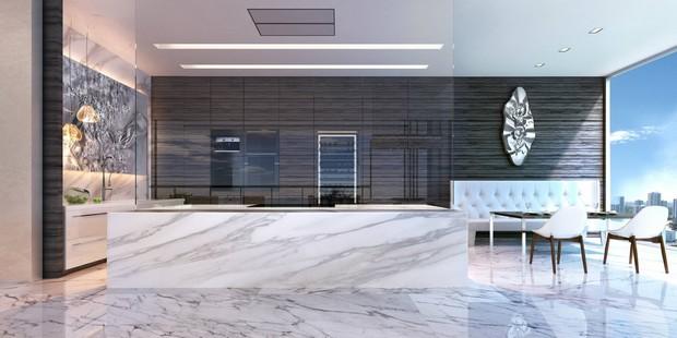 Muse Sunny Isles Residence Miami, Antrobus+Ramirez, Top Interior Design  Miami, ...