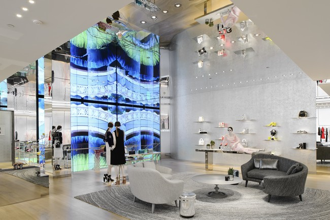 The New Dior Store At Miami Design District Miami Design District Page 8