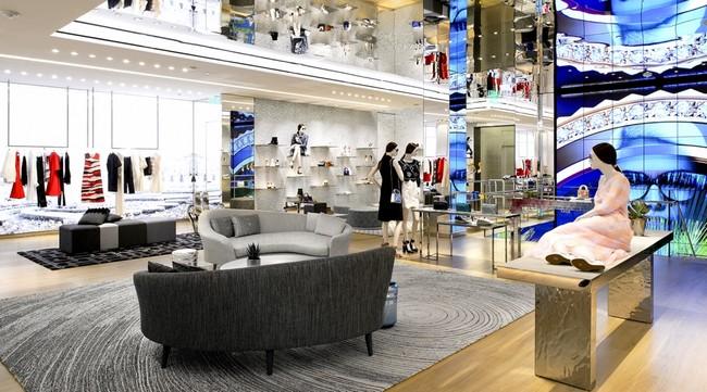The New Dior Store At Miami Design District Miami Design District Page 2