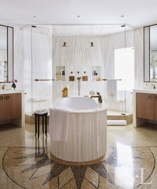 Elegant Gulf Coast Penthouse By Suzanne Lovell Miami Design District Page 8