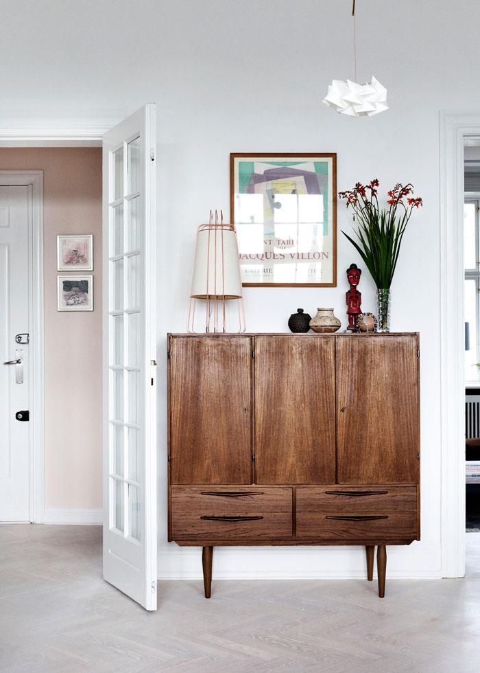 interior design ideas, living room home décor , modern living room ideas, modern cabinets, wood cabinet   Modern Cabinets for your luxury home Sophisticated Copenhagen Residence 02