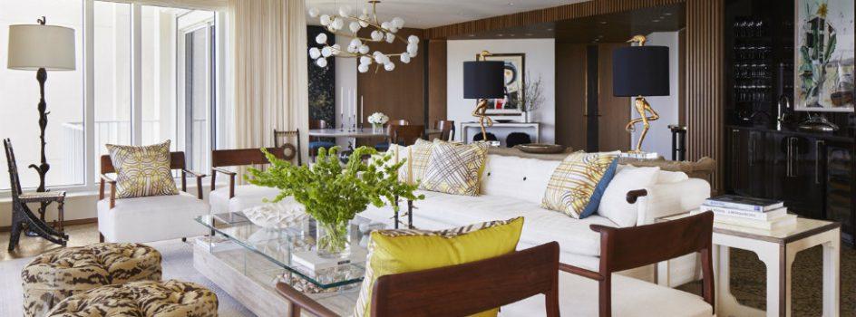 Elegant Gulf Coast Penthouse by Suzanne Lovell