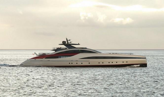 Miami yacht designer Luiz DeBasto Luiz DeBasto Miami yacht designer Luiz DeBasto 1 M60 SeaFalcon a new project by Mondomarine and Luiz de Basto