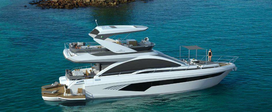 Miami yacht designer Luiz DeBasto