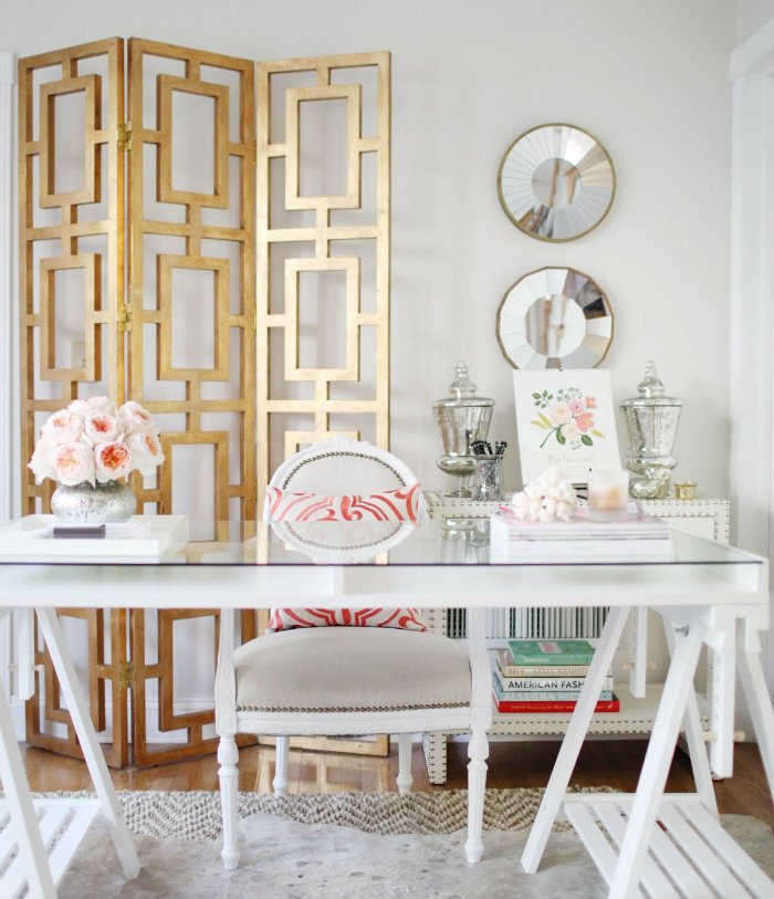 Decoration Possible Elegant Home Office Decoration For: 10 Clever Ideas To Decor Your Home Office