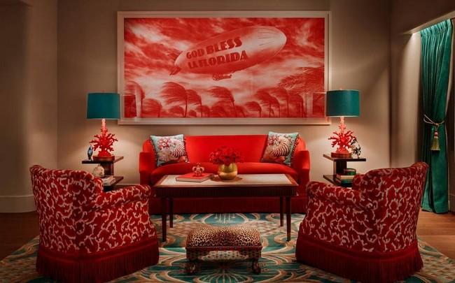 Hotel Suites in Miami hotel suites in miami The Most incredible Hotel Suites in Miami faenavibrantdecor