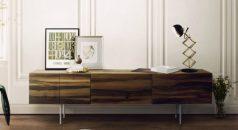 Modern Console Tables 100 Modern Console Tables for Your home – free e-book matheny suspension light fixture brass tubes stilnovo chandelier 06 238x130