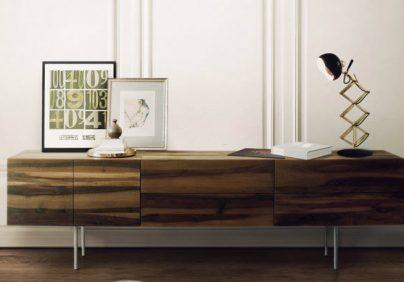 Modern Console Tables 100 Modern Console Tables for Your home – free e-book matheny suspension light fixture brass tubes stilnovo chandelier 06 404x282