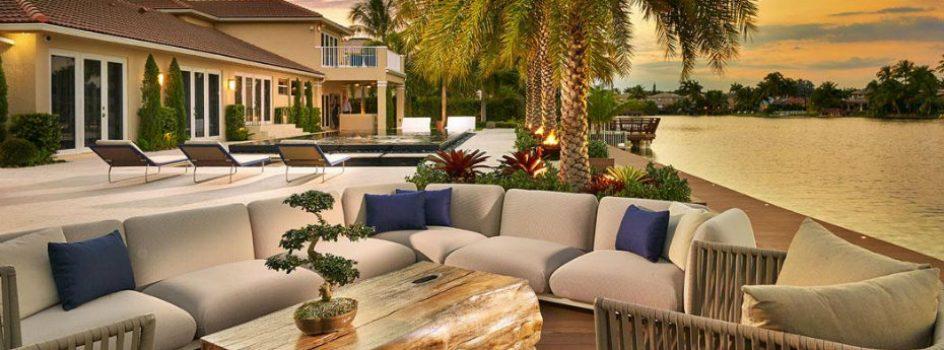 Contemporary Residence in Miami by Pepe Calderin Design
