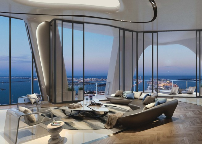 One Thousand Museum Interiors by the Legendary architect Zaha Hadid architect Zaha Hadid One Thousand Museum Interiors by the Legendary architect Zaha Hadid zaha hadid one thousand museum residential tower miami dezeen ss 7