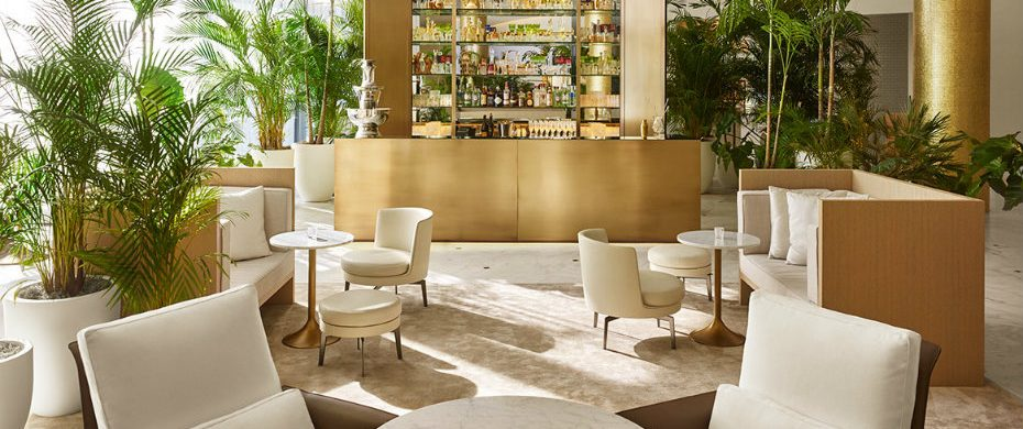 boutique hotels The ultimate interior design guide with 100 boutique hotels Lobby Bar 1165x583 930x390
