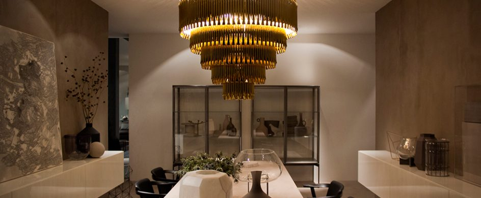 CONTEMPORARY CEILING LIGHTS FOR A DINING LIVING ROOM | Miami ...