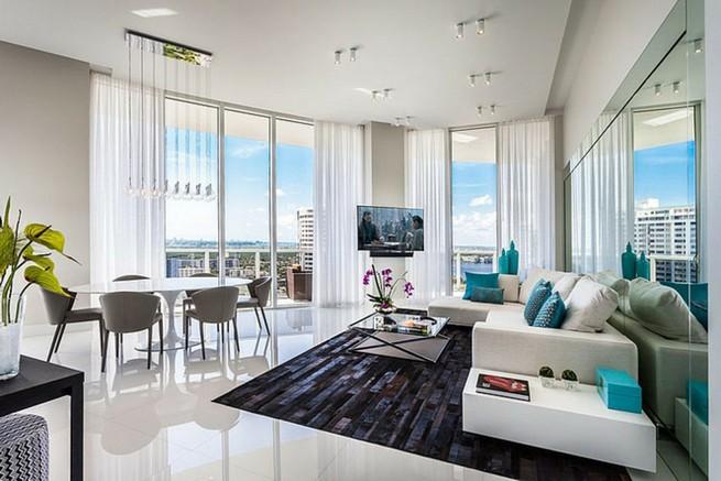 Luxury apartment by Kis Interiors Luxury apartment by Kis Interiors Luxury apartment by Kis Interiors appartement decoration design vacances miami beach