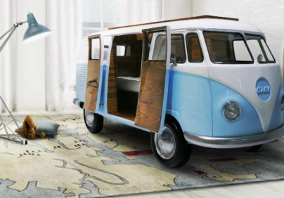 ideas to decor your kids bedroom 100 fun ideas to decor your kids bedroom – free e-book bun van bed 01 ambiance circu magical furniture jpg 404x282