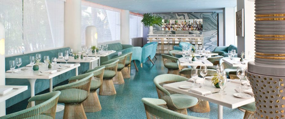 The most amazing restaurant interior design projects