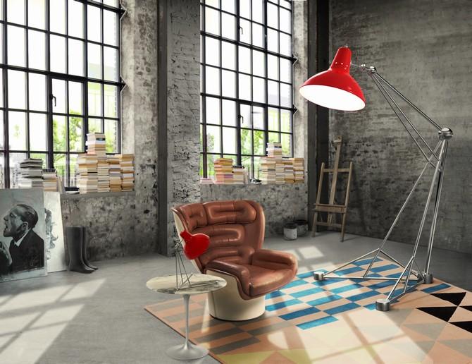 Vintage Industrial Style  Vintage Industrial Style Vintage Industrial Style – 100 Best Interior Designs delightfull diana 01