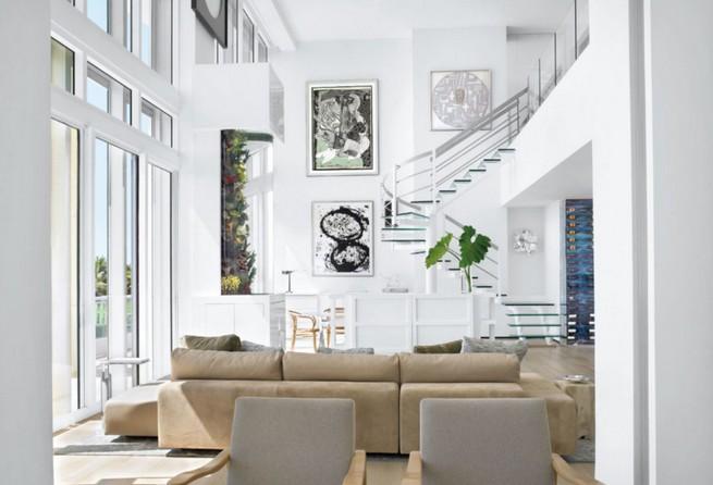 Modern Miami Beach home Modern Miami Beach home Modern Miami Beach Home with Coastal Inspiration 18b8eca002faf03ab744e07cb5619e3a