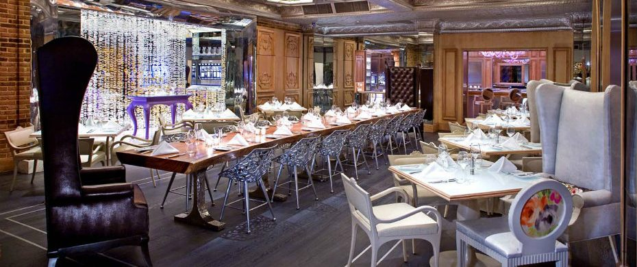 francois frossard design THE LUXURIOUS FORGE RESTAURANT BY FRANCOIS FROSSARD DESIGN IN MIAMI dining web Copy 930x390