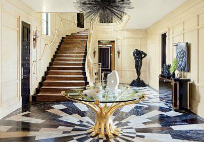fall decor ideas Create a Welcoming Entryway for Fall Decor Ideas kelly wearstler ad100 01 404x282