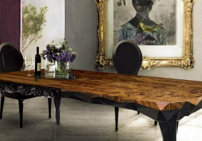 Thanksgiving Day The Perfect Modern Dining Tables for the Thanksgiving Day Top 10 Black Dining Rooms that will Delight You10 e1472635766643 404x282