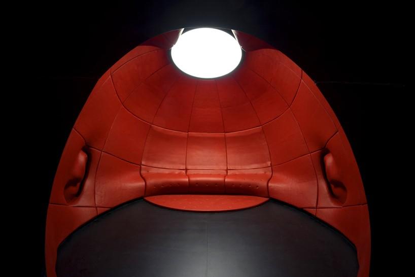 """fabio-novembre-natuzzi-stanze-xxi-triennale-milan-19-818x546 design miami 2016 """"Intro"""" a dome-shaped futuristic installation at Design Miami 2016 fabio novembre natuzzi stanze xxi triennale milan 19 818x546"""