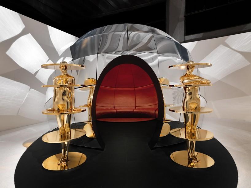 """fabio-novembre-natuzzi-stanze-xxi-triennale-milan-28-818x614 design miami 2016 """"Intro"""" a dome-shaped futuristic installation at Design Miami 2016 fabio novembre natuzzi stanze xxi triennale milan 28 818x614"""