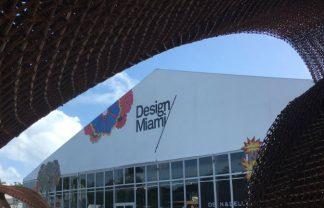 MIAMI DESIGN WEEK MIAMI DESIGN WEEK BUILDING A SUSTAINABLE FUTURE Design Miami entrance 324x208