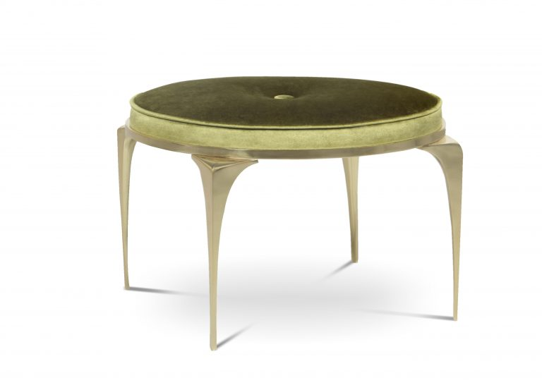 2017 TREND FROM PANTONE COLOR OF THE YEAR PANTONE COLOR OF THE YEAR 2017 TREND FROM PANTONE COLOR OF THE YEAR Greenery Decoration Color of The Year 2017 Rita Stool Interior Design Peacock luxury