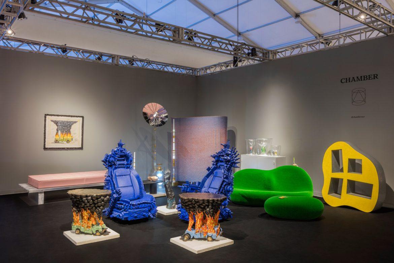 Miami Design Week Irreveren Furniture Design